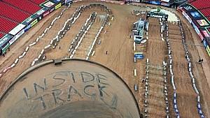 Inside Track Monster Energy Supercross Round 8 Atlanta, GA
