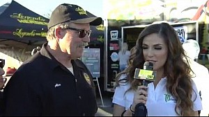 2016 - Race Day LIVE! - Toyota Tailgate Talk - Legends and Heroes of Supercross