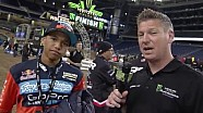 2016 - Race Day LIVE! - Detroit - Alexander Frye Interview