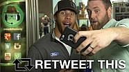 #StatusUpdate: Bubba drops Twitter knowledge