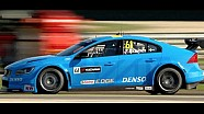 FREE PRACTICE- Fredrik Ekblom fastest in  first WTCC session