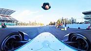Damien Walters, salto della morte a 360°
