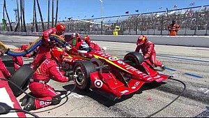 2016 Toyota Grand Prix of Long Beach Race Highlights