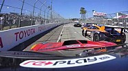 PWC 2016 Long Beach Onboard Highlights - Johnny O'Connell #3 GT
