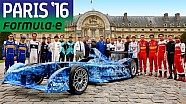 Formula E's Special Edition Earth Day Car!