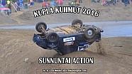 18. KUPLA-kuhmut 2016 - Sunnuntai Action (folkrace)
