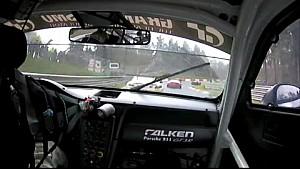 LIVE: VLN aus dem Falken-Porsche