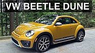 2016 VW Beetle Dune - Review & Test Drive