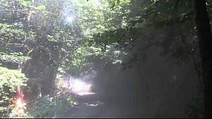 Авария Яри-Матти Латвалы на Ралли Польша 2015