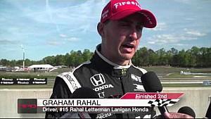 HPD Trackside -- Barber IndyCar Race Report