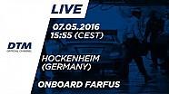 LIVE Onboard (Race 1) - Augusto Farfus (BMW M4 DTM) - DTM Hockenheim 2016