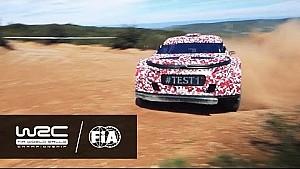 Rally Argentina 2016: Citroen Racing test WRC 2017