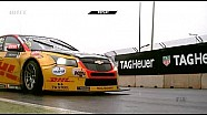 Marrakech in the rain highlights race 2, FIA WTCC 2016 with Tom Coronel