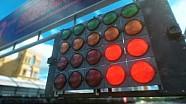 Circuito de la ciudad de Bakú presentación 3D