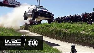 Rally de Portugal 2015: Slowmotion Clip