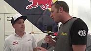 Interview with Toomas Heikkinen - World RX 2016 - Belgium