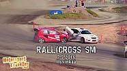 Rallicross SM Hyvinkää 2016