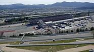 Una vuelta del circuito de Barcelona-Catalunya con Daniel Ricciardo