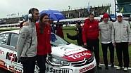 Citroën TOTAL TN Takımı La Plata'da