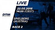 CANLI - 2. Yarış - DTM Spielberg 2016