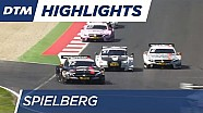 Spielberg: Highlights race 2