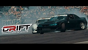 Drift Championship of Ukraine | Season 2016 Promo