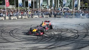 Red Bull F1 Show Run, Beirut