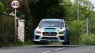 Mark Higgins - Subaru WRX STI, Isle of Man TT tur rekoru