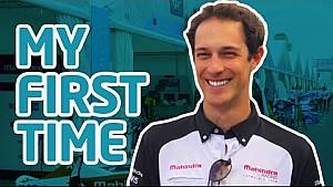 My First Time w/ Bruno Senna! - Formula E