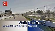 Virtual Track Walk - Circuit Gilles Villeneuve - Sauber F1 Team