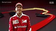 法拉利车手维特尔 - 2016 F1加拿大大奖赛前采访