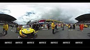 WTCC Moscow, the starting grid, enjoy the 360° experience!