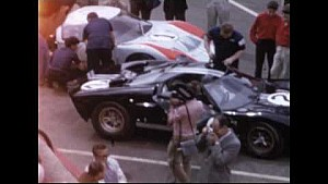 Lost Footage Discovered from 1966 Le Mans 24 Hours