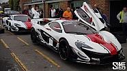 McLaren P1 GTR Onboard HOT LAPS!
