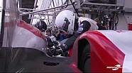 Le Mans 24 Saat - Özet Görüntüler: 2pm - 3.15pm