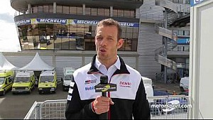 Alex Wurz 24 horas de Le Mans Informe final