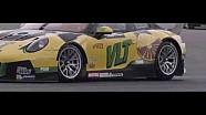 Craft-Bamboo Racing #91 VLT Porsche 911 GT3 R Promotional Video