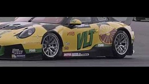 Craft-Bamboo Racing #91 VLT Porsche 911 GT3 R Promotional Video