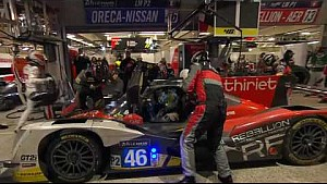Le Mans 24 Hours - The best times from 21 hours to 4 am
