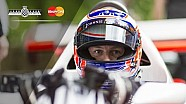 Vidéo - Jenson Button pilote la McLaren de Niki Lauda