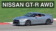 Nissan GT-R AWD System - How It Works