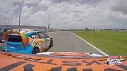 One Lap With // Miki Weckstrom: Daytona