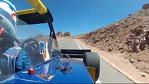 Paul Dallenbach Pikes Peak Run 2016