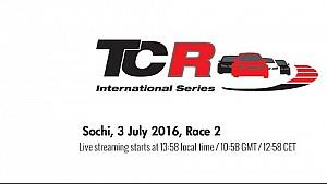 Live: TCR in Sochi, Rennen 2