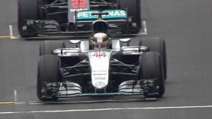 GP d'Autriche - Le départ