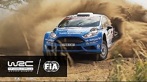WRC 2 - Rally Polania 2016: Resumen del WRC 2