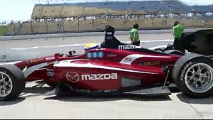 Domingo en el Iowa Speedway