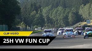 Le clip vidéo des 25h VW Fun Cup 2016