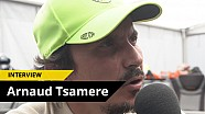 Interview d'Arnaud Tsamere aux 25H VW Fun Cup 2016
