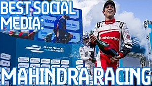 F.E Social Media Award: Mahindra Racing